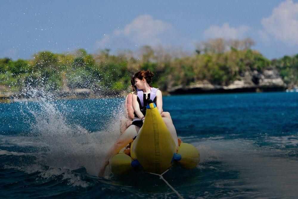 Banana Boat Ride Lembongan