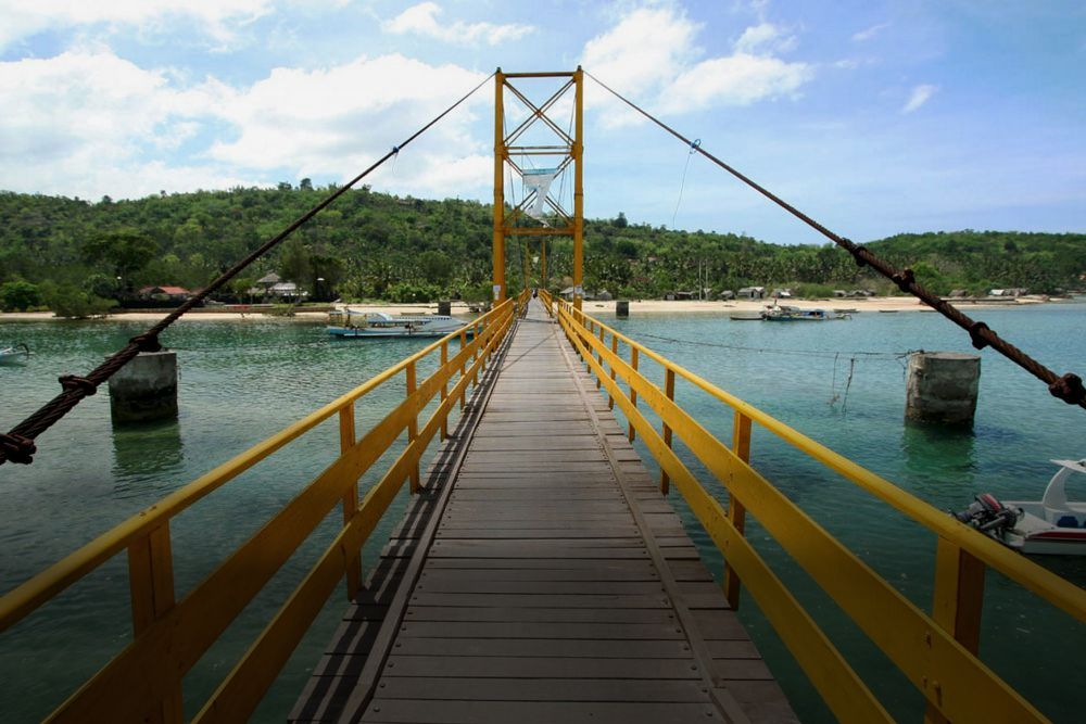 Yellow Bridge Lembongan